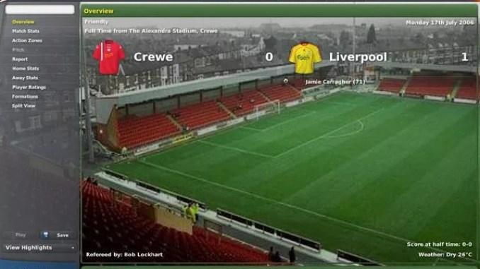 Football Manager 2007 ScreenShot 3