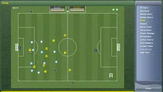 Football Manager 2008 ScreenShot 3
