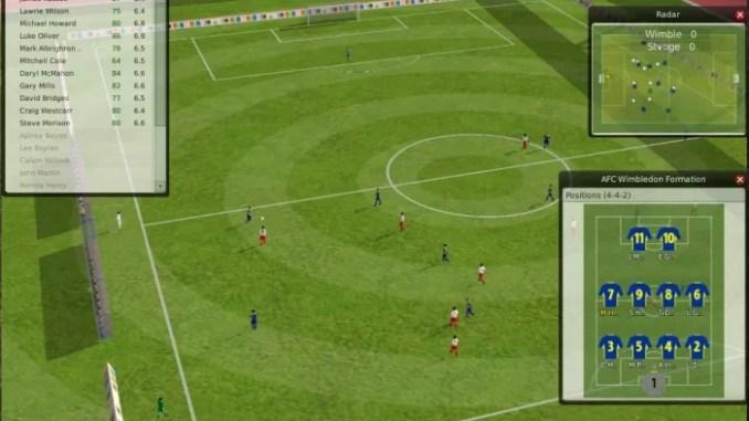 Football Manager 2009 ScreenShot 1