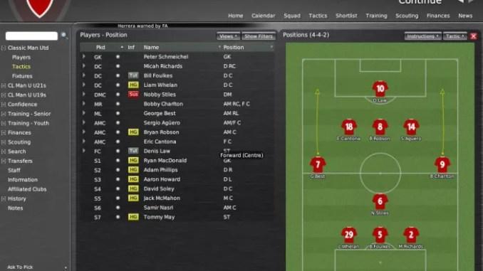 Football Manager 2009 ScreenShot 3