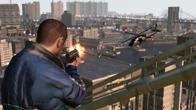 Grand Theft Auto IV Free Download PC Full