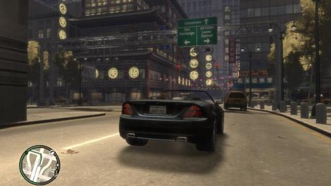 Grand Theft Auto IV ScreenShot 1