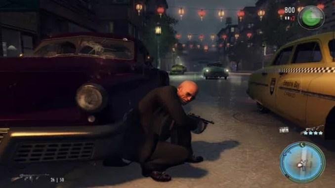 Mafia II ScreenShot 2