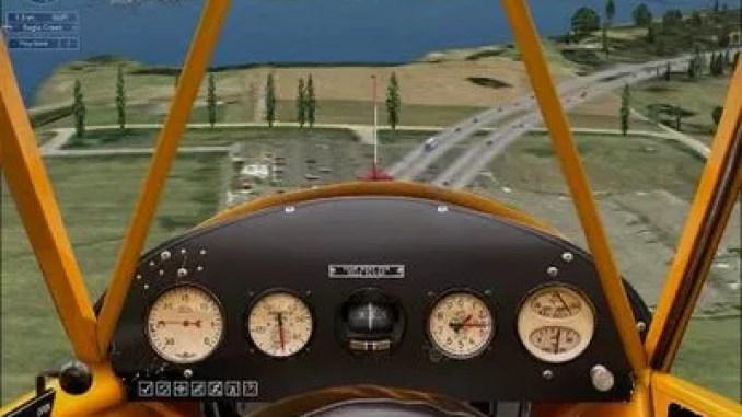 Microsoft Flight Simulator X screenshot 1