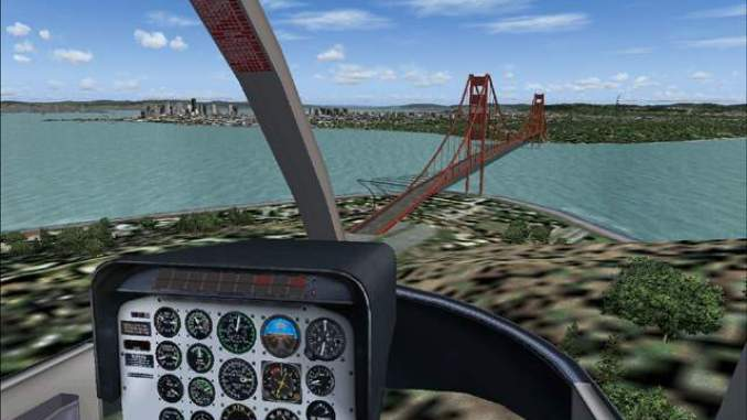 Microsoft Flight Simulator X screenshot 3