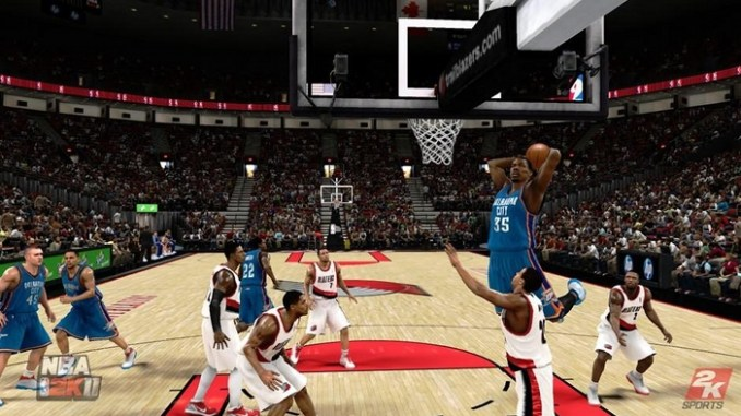 NBA 2K11 ScreenShot 2