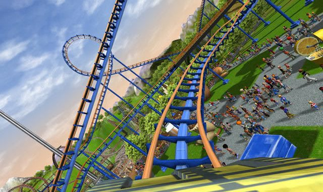 RollerCoaster Tycoon 2 + Expansions Free Download Game