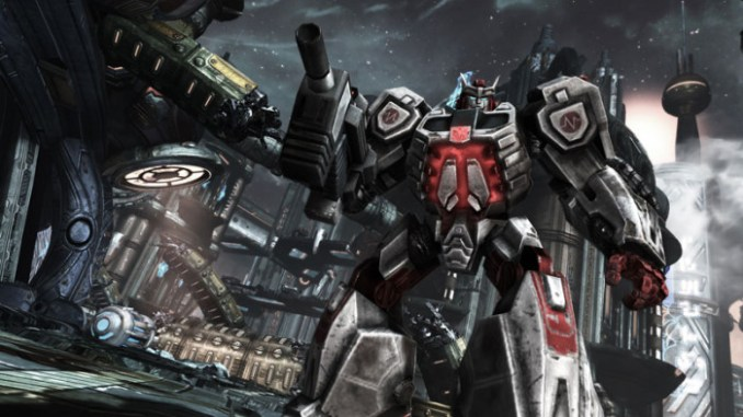 Transformers War for Cybertron Free Full Game Download