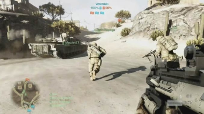 Battlefield Bad Company 2 ScreenShot 3