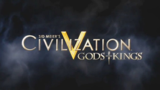 Civilization V Gods and Kings Game Free Download