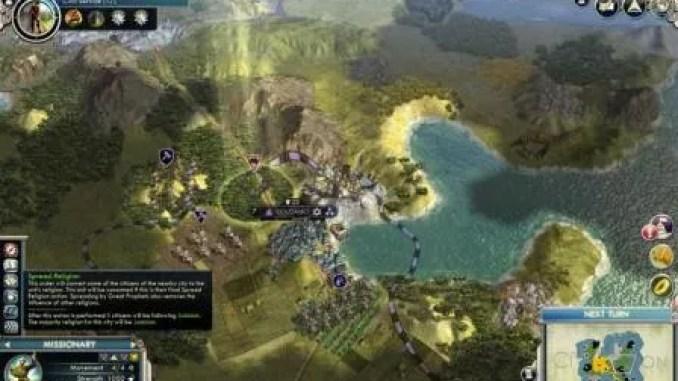 Civilization V Gods and Kings ScreenShot 1
