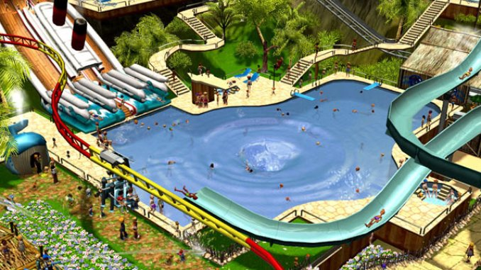RollerCoaster Tycoon 3 ScreenShot 2