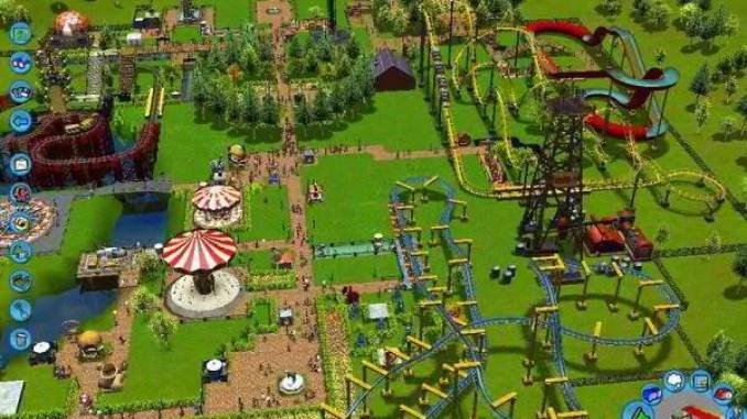RollerCoaster Tycoon 3 ScreenShot 3