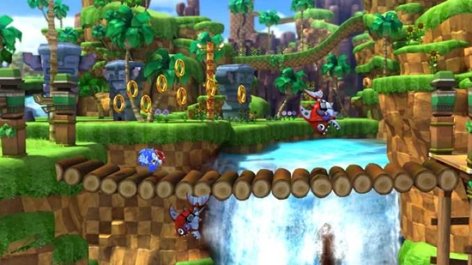 Sonic Generations ScreenShot 1