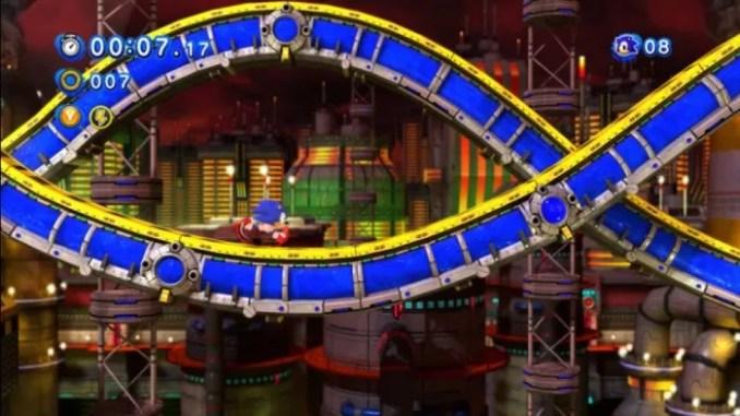 Sonic Generations ScreenShot 2