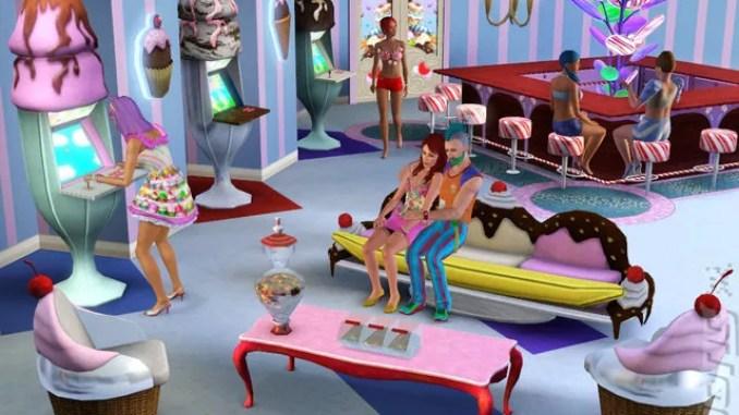 The Sims 3 Katy Perry Sweet Treats ScreenShot 2