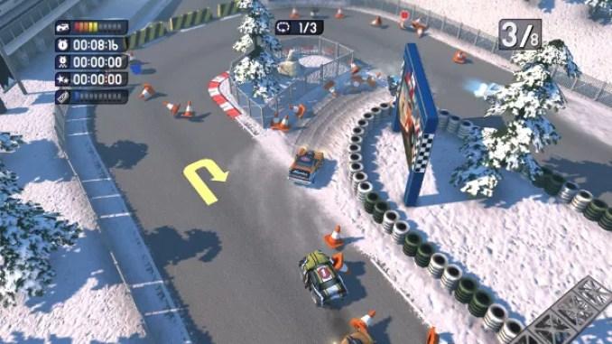 Bang Bang Racing ScreenShot 3