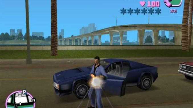 GTA Vice City ScreenShot 3
