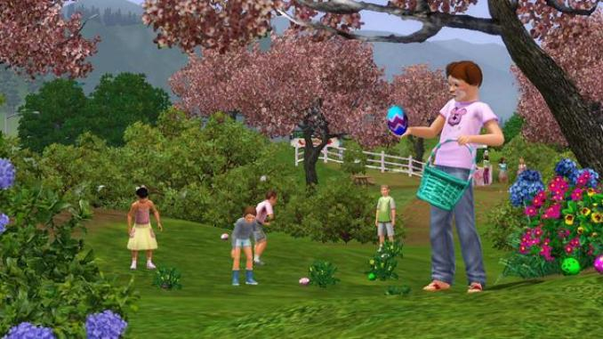 The Sims 3 Seasons ScreenShot 2