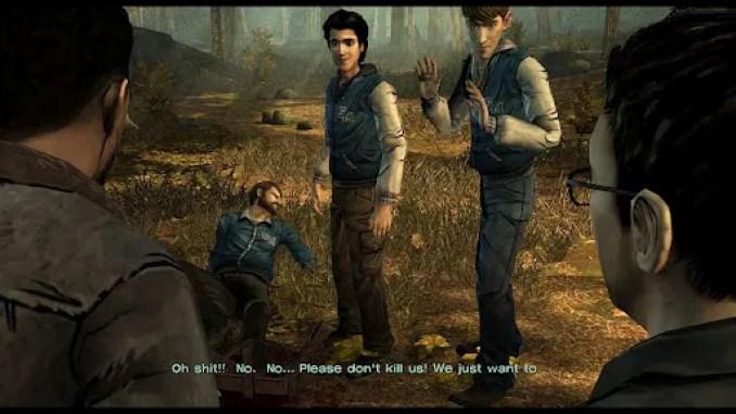 The Walking Dead Episode 2 Starved for Help ScreenShot 1