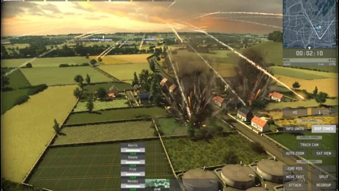 Wargame European Escalation ScreenShot 1