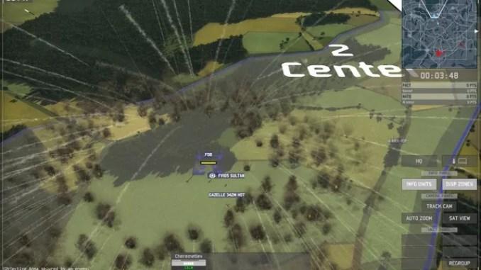 Wargame European Escalation ScreenShot 2