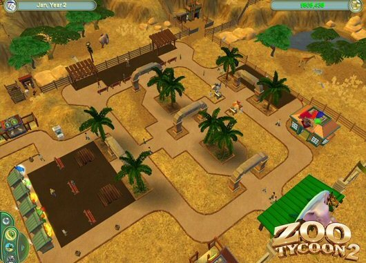 Zoo Tycoon 2 Ultimate Collection Free Game Download