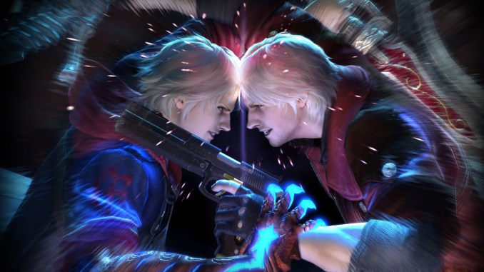 Devil May Cry 4 Full Version Free Game Download