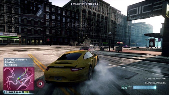 Need for Speed Most Wanted 2012 ScreenShot 1