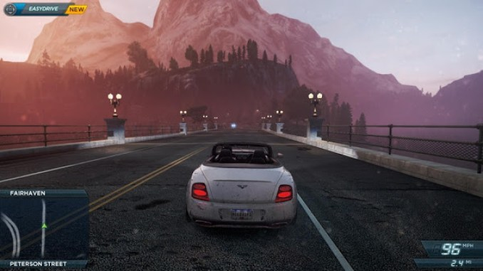 Need for Speed Most Wanted 2012 ScreenShot 2