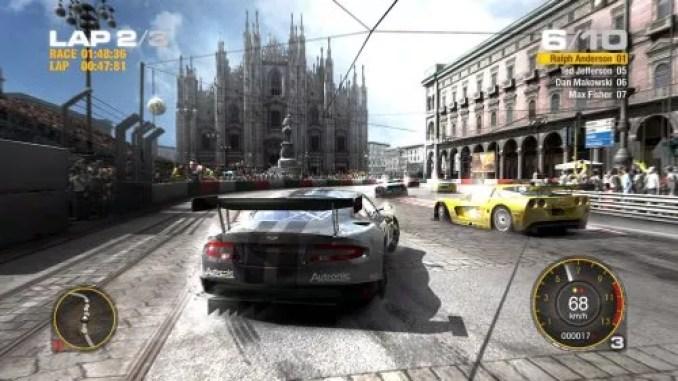 Race Driver Grid ScreenShot 1