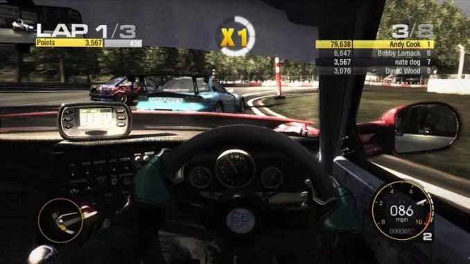 Race Driver Grid ScreenShot 2