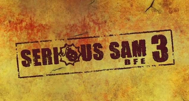 Serious Sam 3 BFE Free Full Download