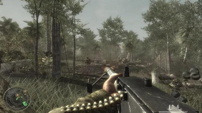 Call of Duty World At War ScreenShot 1