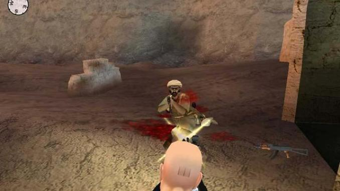 Hitman 2 Silent Assassin ScreenShot 2