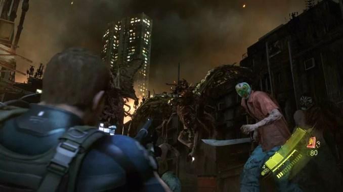 Resident Evil 6 ScreenShot 01