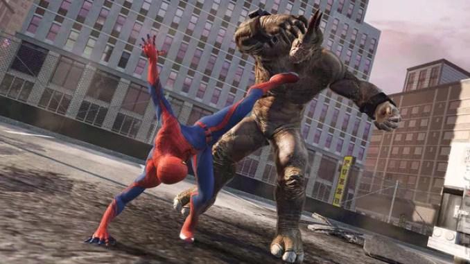 The Amazing Spider-Man ScreenShot 2