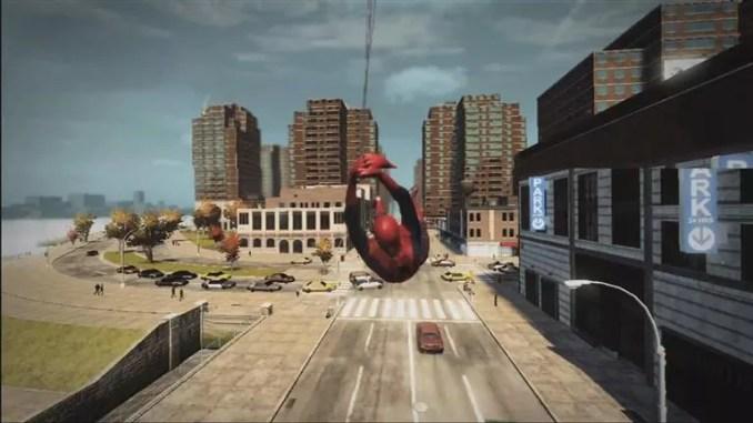 The Amazing Spider-Man ScreenShot 3