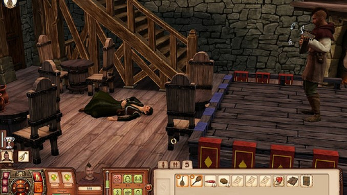 The Sims Medieval ScreenShot 1