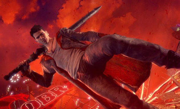 DMC Devil May Cry 2013 Free Game Download