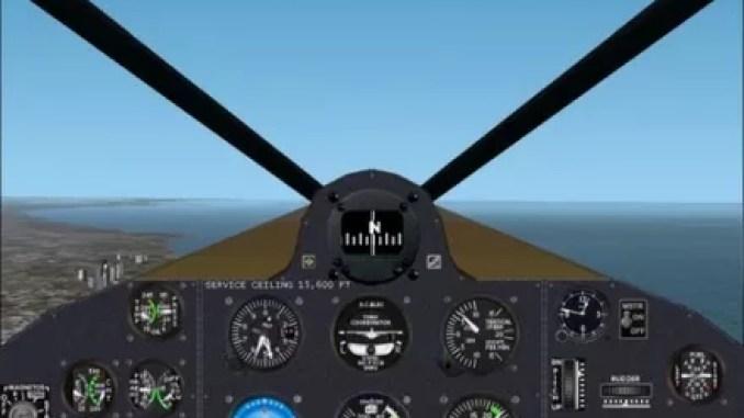 Flight Simulator 2004 ScreenShot 2