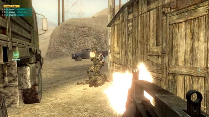 Ghost Recon Advanced Warfighter 2 PC ScreenShot 2