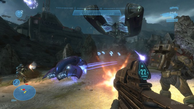 Halo Reach ScreenShot 3