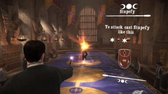 Harry Potter and the Half-Blood Prince ScreenShot 1