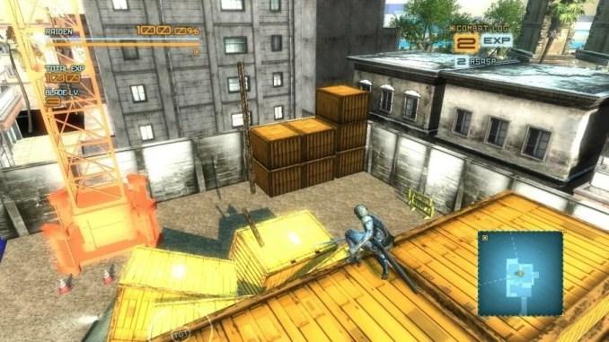 Metal Gear Rising Revengeance ScreenShot 1