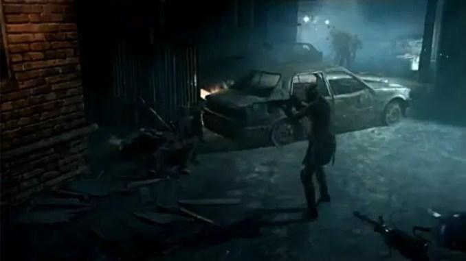Resident Evil Operation Raccoon City ScreenShot 1
