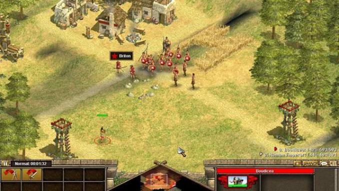 Rise of Nations ScreenShot 2