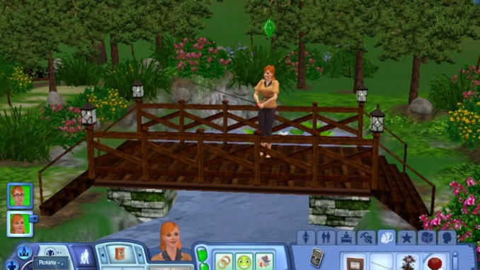 The Sims 3 Hidden Springs ScreenShot 3