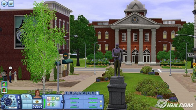 The Sims 3 Riverview ScreenShot 1