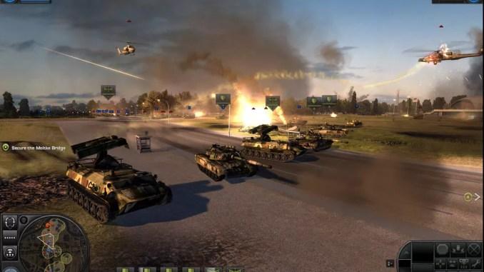 World in Conflict Soviet Assault ScreenShot 2